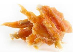 Want pamlsek - kuřecí plátky na kalciové tyčce 7cm (lízátko) 180 g