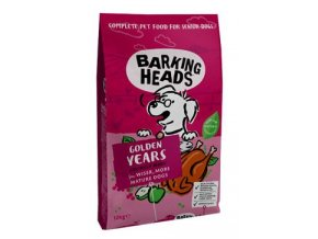 BARKING HEADS Golden Years NEW 12kg  + pamlskovník