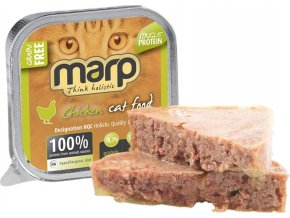 Marp Pure Chicken CAT Can Food 100g