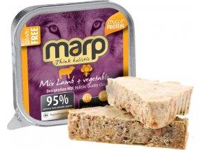 Marp Mix Lamb+Vegetable 16x100g (15 + 1 ZDARMA)