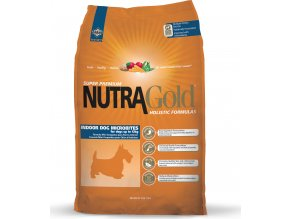 Nutra Gold Indoor Adult Dog Microbite 3kg