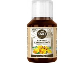 Canvit BARF Evening Primose Oil 100 ml  + 1x Snacks Skin and Coat