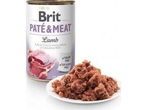 Brit Dog konz Paté & Meat Lamb 800g