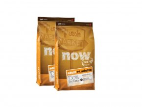 Petcurean now fresh grain free small breed 2x11kg
