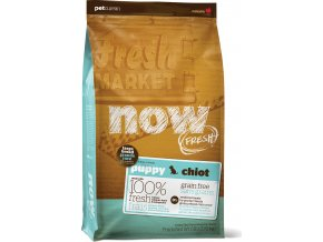 NOW FRESH Grain Free Large Breed Puppy DF 11,33 kg