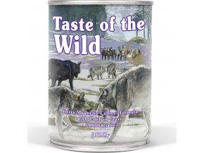 Taste of the Wild Sierra Mountain konzerva 375 g