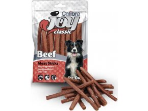 Calibra Dog Joy Classic Beef Sticks 100g NOVÝ