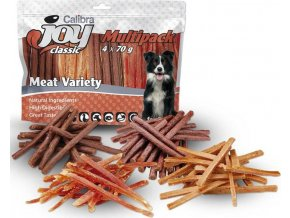 Calibra Dog Joy Multipack Meat Variety Mix 4x70g NOVÝ