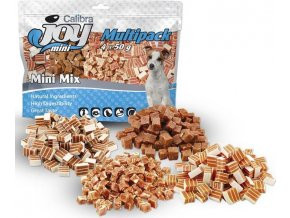 Calibra Dog Joy Multipack Mini Mix 4x50g NOVÝ
