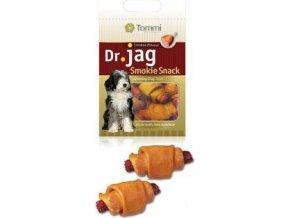 Dr. Jag Dentální Hot Dog Smokie 560g 16ks