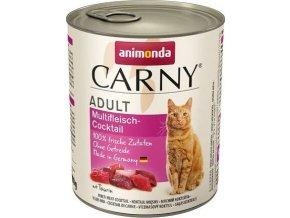 ANIMONDA konzerva CARNY Adult - masový koktejl 800g