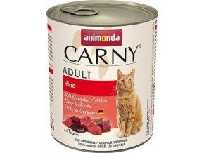 ANIMONDA konzerva CARNY Adult - hovězí 800g