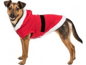 Vánoční obleček Santa Claus, XS: 30 cm: 44 cm, červený