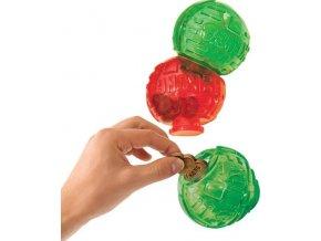 Hračka guma vánoč. Lock-IT M Kong