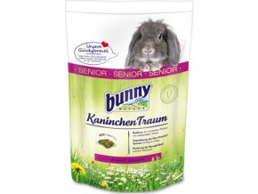 Bunny Nature krmivo pro králíky - senior 750 g