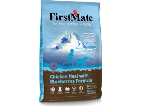 FirstMate Chicken with Blueberries 2,3 kg