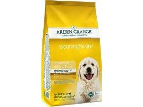 Arden Grange Weaning/Puppy rich in fresh chicken 15 kg