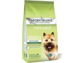 Arden Grange Mini Adult rich in lamb & rice 6 kg
