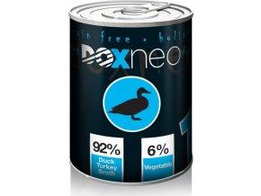 Konzerva Doxneo 1 kachna 400g