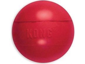 Hračka guma Classic míč Kong M/L