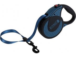 Kong navíjecí v. Ultimate (do 70kg) - modré XL 5m