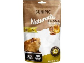 Cunipic Naturaliss snack Healthy Snack Vit C pro drobné savce 50 g