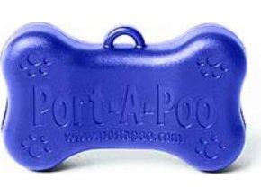 Port-A-Poo - držák na sáčky Mini - modrý