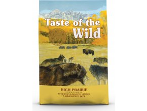 Taste of the Wild High Prairie Canine 12,2kg