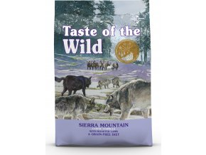 Taste of the Wild Sierra Mtn. Canine 5,6kg