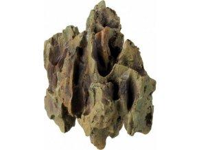 Akvarijní dekorace fosílie borovicová kůra malá 10 cm
