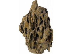 Akvarijní dekorace fosílie borovicová kůra velká 20 cm