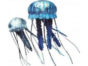 Dekorace do akvária - Medůza Nobby 2 ks