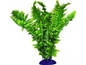 Dekorace umělá rostlina - kapradí Komodo 36cm