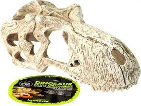 Dekorace umělá - lebka T-Rex S Komodo 15x8x8cm