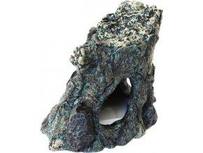 Dekorace umělá - úkryt v kmeni Daintree M Komodo 9x10x6,5cm