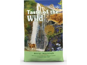 Taste of the Wild Rocky Mtn. Feline 6,6kg