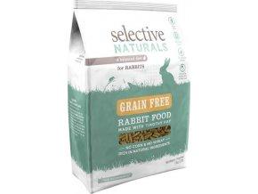 Supreme Selective Naturals GF Rabbit - králík 1,5kg