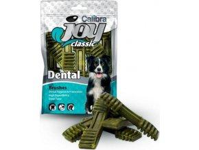 Calibra Joy Dog Classic Dental Brushes 85g NEW