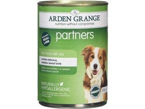 Arden Grange partners fresh lamb, rice & vegetables 395 g