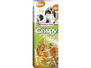 VL Crispy Sticks pro králíky/morče Mrkev/petržel 110g