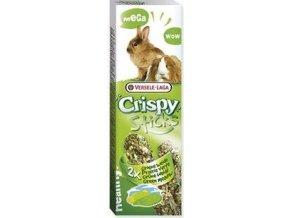 VL Crispy Sticks pro králíky/morčata Zel.Louka 2x70g