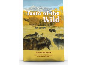Taste of the Wild High Prairie Canine 18kg