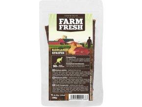 Farm Fresh Kangaroo Stripes 100 g