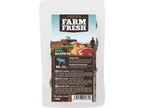 Farm Fresh Meatbits Deer 150 g