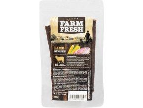 Farm Fresh Lamb Stripes 100 g