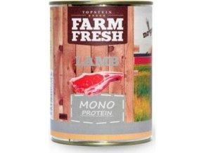 Farm Fresh Dog Monoprotein konzerva Lamb 400g