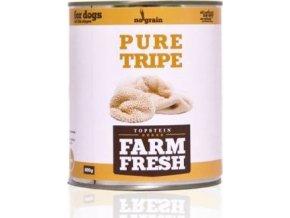 Farm Fresh Dog Pure Tripe konzerva 800g