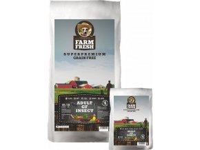 Farm Fresh Insect Adult Grain Free 15kg