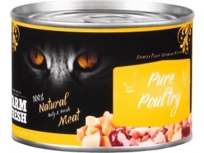 Farm Fresh Cat Pure Poultry canned 200g