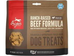 ORIJEN TREATS Ranch-raised Beef 92 g